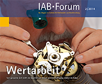 Cover IAB-Forum 2/2014